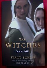 Stacy Schiff - Signed - The Witches: Salem, 1692 (Pulitzer Author, 1st, 1st,)