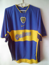 2001 Boca Juniors Home Shirt Jersey Trikot L