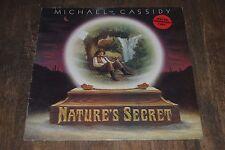 """MICHAEL CASSIDY """"Nature's Secret"""" LP VINYL (1979)"""