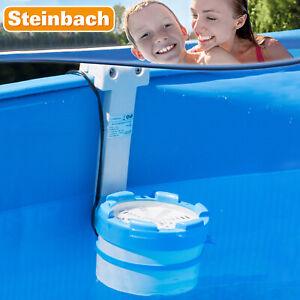 Einhänge-Kartuschenfilteranlage für Aufstellpools Pool Pumpe Schwimmbad 40590