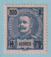 ACORES 110 MINT HINGED OG * NO FAULTS EXTRA FINE !