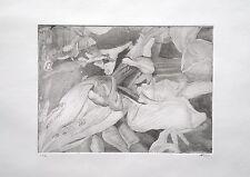 Tulipmania 14-edizione limitata firmato morsura da studio Angela