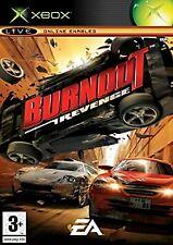 Burnout: Revenge (Xbox), , Used; Good Game