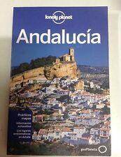 Guia Lonely Planet Andalucia Edición 2013