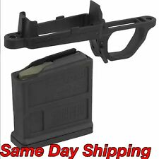 Magpul Bolt Action Magazine Well for Remington 700 Hunter Stock AICS MAG497-BLK