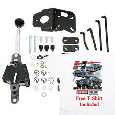 Hurst 5030030 Indy Manual 4 Speed Shifter, Universal Muncie T10 GM, Free T Shirt