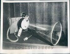 1938 German Portable Electric Megaphone Press Photo