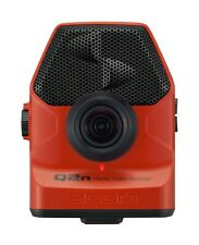 Zoom Q2n/UK Red Handy Recorder