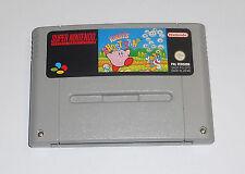 Super Nintendo Snes - KIRBY'S GHOST TRAP - OTTIMO PAL Super Nes