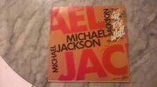 """vinyle 45t michael jackson """"off the wall"""" bon etat"""