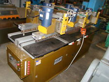 Ritter Manufacturing Line Boring Woodworking Drill Machine 230v 3ph R 150