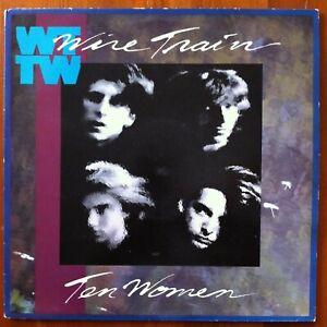 Wire Train, Ten Women - Pop Rock Vinyl LP Record (450615 1)