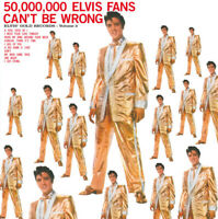 Elvis Presley - 50,000,000 Elvis Fans Can't Be Wrong - 180gram Vinyl LP *NEW*