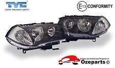Set Pair LH+RH Head Light Lamp (Halogen) For BMW X3 Wagon E83 Series 1 2004~2006