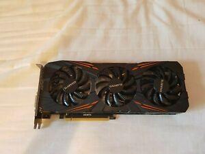GIGABYTE GeForce GTX 1080 WindForce OC 8GB (VR Ready)