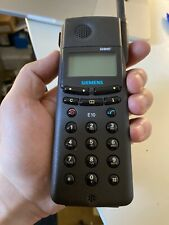 Vintage Very Rare Collectible Siemens E10 GSM900 Classic Business Mobile Phone