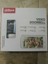 DAHUA VIDEO DOORBELL