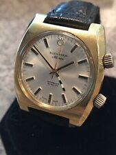 Bucherer Milus Alarm Swiss Watch M.40.117