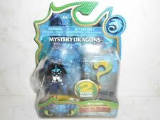 New SM HTF HTTYD 3 The Hidden World: BABY NIGHT LIGHT FURY 2x Mystery Dragons 4+