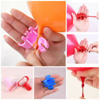 Wedding Supplies Balloon Tie Knot Tying Party Tools Quick Balloons Knotter Sp