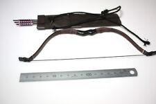 "1:6 Ancient Solider Accessories Model Bow Arrow Set+Quiver F 12"" Action Figure"