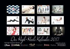 Der High-Heels & Fetisch Kalender 2017 erotischer Wandkalender sexy Girls DinA3