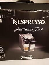 CAFETIERE LATISSIMA TOUCH DE LONGHI NESPRESSO NEUVE