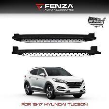 Running Boards for Hyundai All New Tucson 2016 2017 Aluminium Side Step