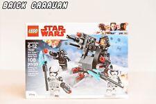 LEGO 75197 Star Wars First Order Specialist Battle Pack