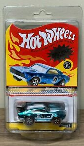 Hot Wheels Redline Club Series 4 Neo Classics 3/6 Mighty Maverick # /11000