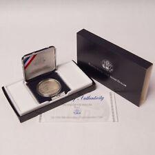 1991-S USO Commemorative Proof Silver Dollar