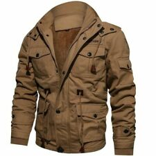 Winter Fleece Jackets Men Military Tactical Army Jacket Hooded Masculina coat