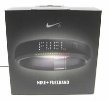 Nike+ Fuelband Size ( S-P ) Black / Steel Measures and tracks activity