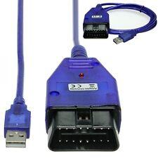 OBD 2 II Interface KKL USB Fehler Diagnose Service