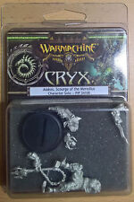Warmachine - Cryx - Aiakos, Scourge of the Meredius Character Solo PIP 34108