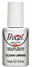 SuperNail ProGel UV Gel Polish Clean Linens # 80286 - 14mL (.5 fl oz)