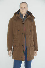 HUGO BOSS ORANGE WINTERJACKE, Mod. Oscott-W, Gr. 50, Dark Brown