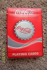 Coca-Cola Playing Cards - Used