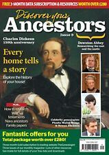 Discover Your Ancestors Issue 9 - Family History / Genealogy Magazine