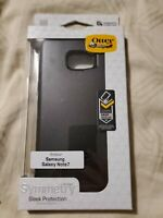 BRAND NEW OTTERBOX SYMMETRY BLACK CASE FOR SAMSUNG GALAXY NOTE 7