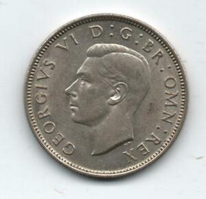George Vl 1944 Two Shillings. Coin in Excellent condition. See Photo's.