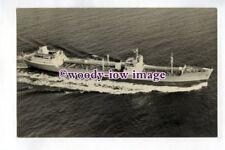 pf0328 - Swedish East Asia Oil Tanker - Hong Kong , built 1958 - postcard