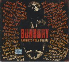 Bunbury NEW Archivos Vol. 2 Duetos INCLUDES 3CD's SHIPS NOW !