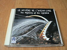 Le mystère de l'Oiseau-Lyre - The Mystery of the Lyrebird -  CD Auvidis 1997