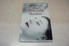 The Dracula Murders by Philip Daniels (2005, Softcover)  LARGE PRINT