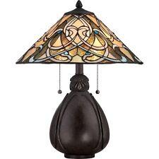 Quoizel Tiffany Table Lamp TF1846TIB New