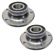 Pair Set of 2 Front FAG Wheel Bearing & Hub Assemblies Kit for BMW E36 E46 E85