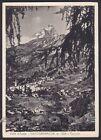 VALLE D'AOSTA VALTOURNENCHE 157 VALTOURNANCHE - CERVINO Cartolina viaggiata 1955