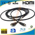 Advanced Super High Speed HDMI Cable V1.4 w/Nylon net mesh1080p 3D / 30FT