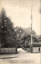 Bexley. Gardenhurst Military Hospital. Flag.